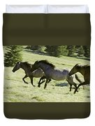 Mustang Mares Duvet Cover