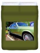 Mustang Memories - 1 Duvet Cover