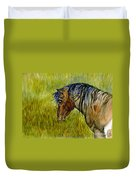 Mustang Stallion Duvet Cover