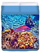 Mutton Reef Duvet Cover
