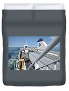 Mv Highlanders Duvet Cover