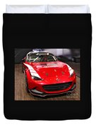 Mx5 Race Car Duvet Cover