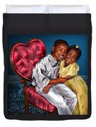 My Big Brother-my Little Sister1 Duvet Cover