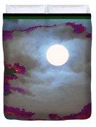 My Dream Moon Moonshine Sky Duvet Cover