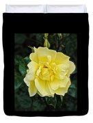 My Favorite Flower Duvet Cover