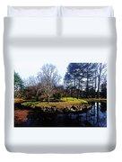 My Favorite Pond Duvet Cover