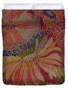 My Flower Garden Duvet Cover