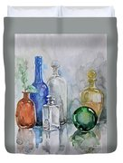 My Glass Collection IIi Duvet Cover