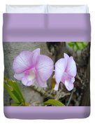 My Orchid # 15 Duvet Cover