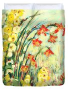 My Secret Garden Duvet Cover