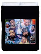My Song Tribute To The Late Gerald Levert Duvet Cover