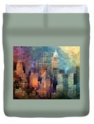 My Style Manhattan Duvet Cover