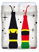 My Super Soda Pops No-01 Duvet Cover