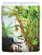Myanmar Custom_01 Duvet Cover
