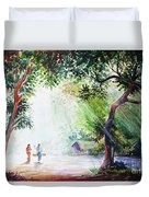 Myanmar Custom_011 Duvet Cover