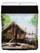 Myanmar Custom_016 Duvet Cover