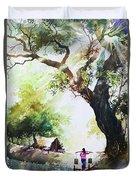 Myanmar Custom_03 Duvet Cover