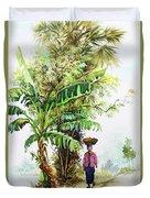 Myanmar Custom_05 Duvet Cover