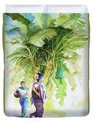 Myanmar Custom_08 Duvet Cover