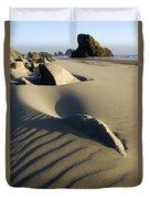 Myers Creek Beach Oregon 1 Duvet Cover