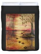 Myers' View Duvet Cover