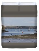 Mylor Panorama Duvet Cover