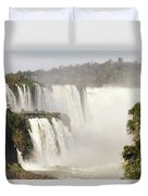 Myst Of The Water Duvet Cover
