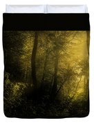 Mysterious Forest Duvet Cover