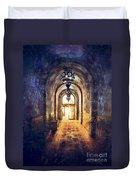 Mysterious Hallway Duvet Cover