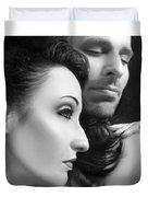 Mysterious Love  Duvet Cover