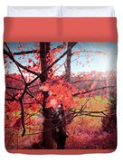 Mystic Day  Duvet Cover