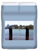 Mystic Seaport #3 Duvet Cover