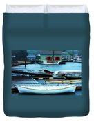 Mystic Seaport #5 Duvet Cover
