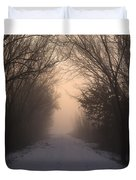 Mystic Trail Duvet Cover