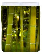 Mystical Bamboo Duvet Cover