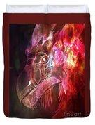 Mystical Dragon 2 Duvet Cover
