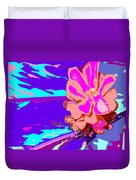 Mystical Flower Duvet Cover