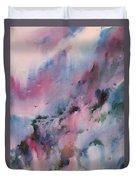 Mystical Mountains Duvet Cover