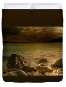 Mystical Sunset Duvet Cover