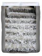 N Y C Waterfall Duvet Cover