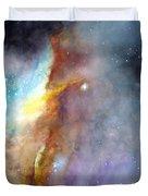 N11b Large Magellanic Cloud Duvet Cover