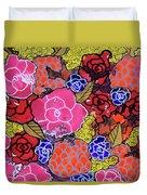 Nala's Flowers Duvet Cover