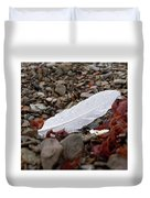 Nameless Feather 1 Duvet Cover