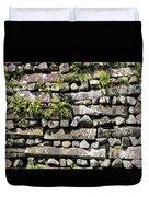 Nan Madol Wall2 Duvet Cover