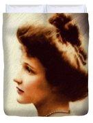 Nancy Witcher Langhorne Astor Duvet Cover