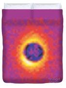 Nanotechnology, Nanotube Sizing Duvet Cover