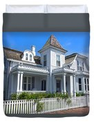 Nantucket Architecture Series 5 - Y1 Duvet Cover