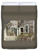 Nantucket Cottage Duvet Cover