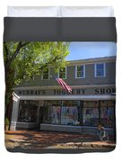 Nantucket Murrays Toggery Shop - Y1 Duvet Cover