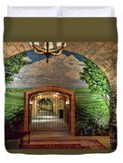 Napa Valley Inglenook Vineyard -7 Duvet Cover